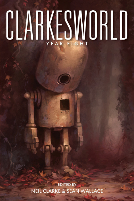 Clarkesworld: Year Eight