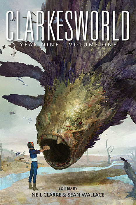 Clarkesworld: Year Nine, Volume One