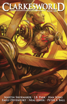 Clarkesworld Magazine Issue 107