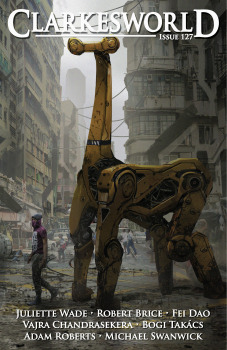 Clarkesworld Magazine Issue 127