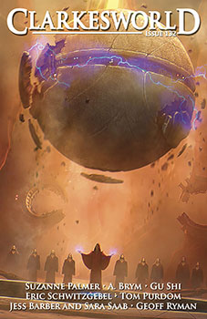 Clarkesworld Magazine Issue 132