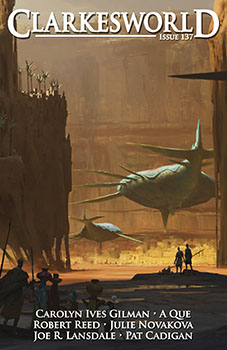 Clarkesworld Magazine Issue 137