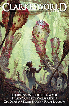 Clarkesworld Magazine Issue 138