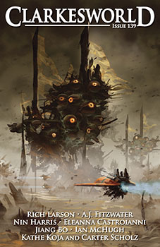 Clarkesworld Magazine Issue 139