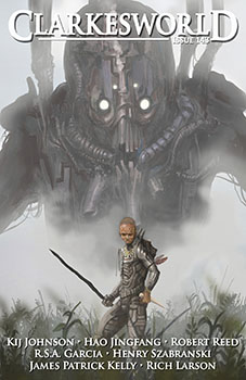 Clarkesworld Magazine Issue 143