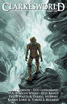 Clarkesworld Magazine Issue 144