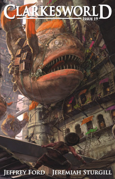 Clarkesworld Magazine Issue 19