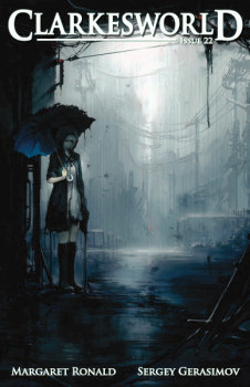 Clarkesworld Magazine Issue 22