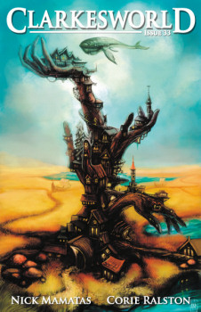 Clarkesworld Magazine Issue 33