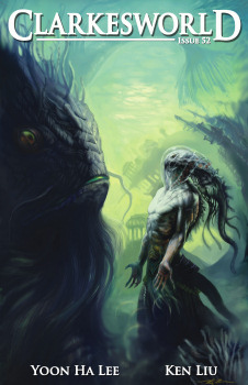 Clarkesworld Magazine Issue 01/2011 cover