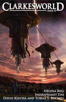 Clarkesworld Magazine Issue 72