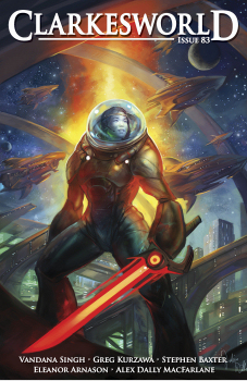 Clarkesworld Magazine Issue 83