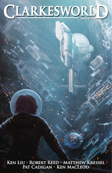 Clarkesworld Magazine Issue 98